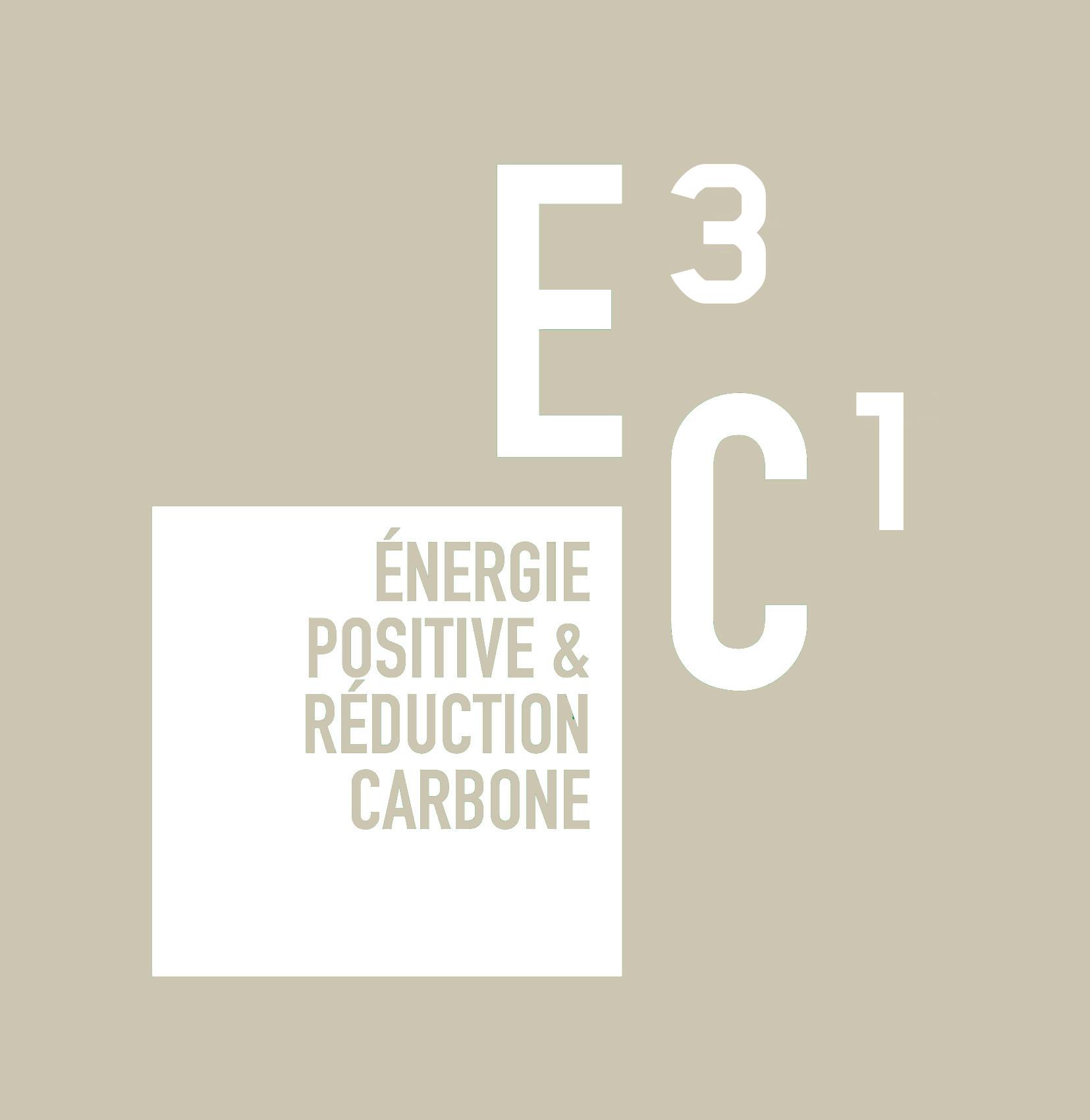 Nos engagements environnementaux, label E3C1