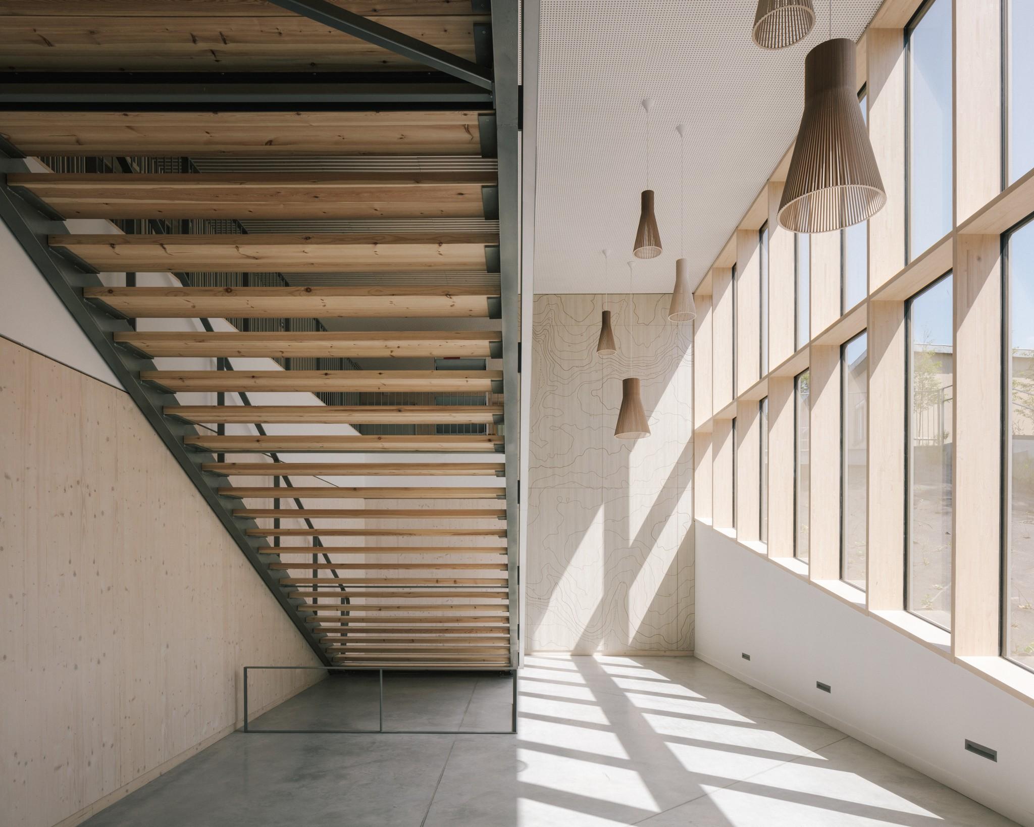 Samuel-Beckett à Saint-Lô (50), par Marc Nicolas Architectures